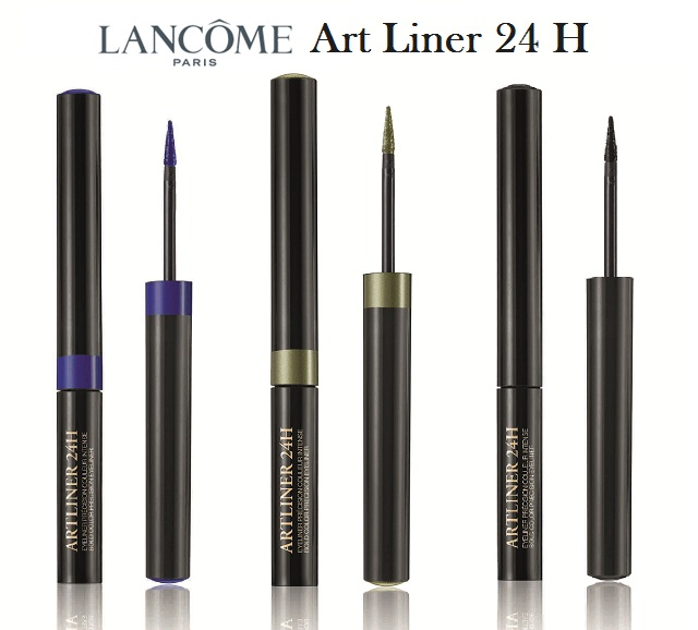 Lancome Paris 24 H Artliner: New Launch