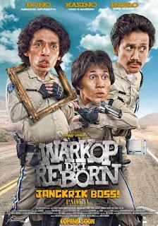 Warkop DKI Reborn Jangkrik Bos!