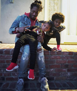 Adorable Photos of Future and his sons