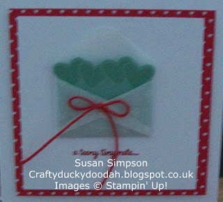 Stampin' Up! UK Independent Demonstrator Susan Simpson, Craftyduckydoodah!, Sealed with Love, Love Notes Framelits, Supplies available 24/7, On Stage Telford 2016,