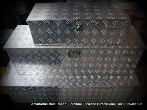 Antinfortunistica Roberti Blog Bauli Lamiera Alluminio