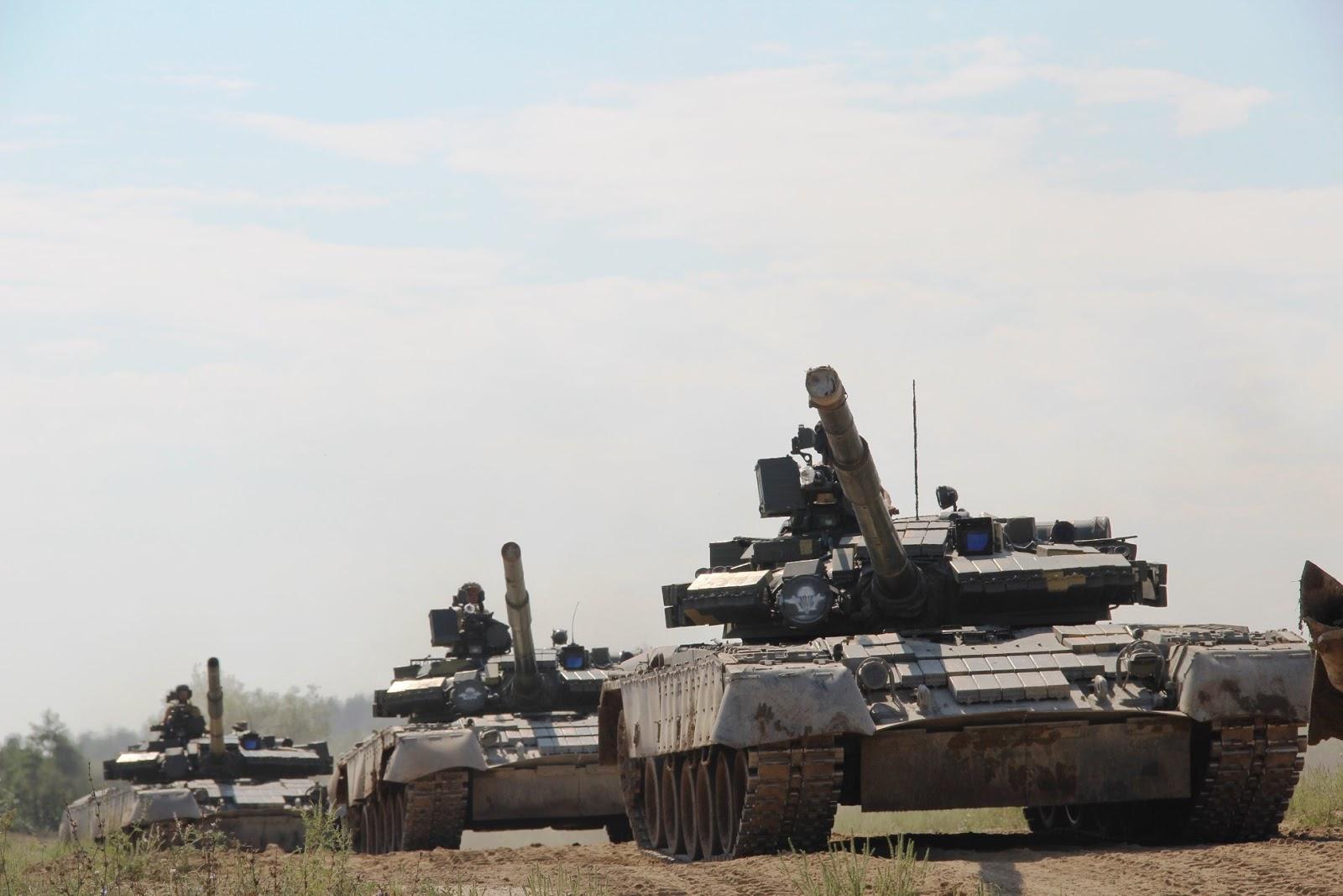 найкращий танковий взвод ДШВ
