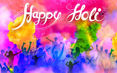 Happy Holi Images Wallpapers Pictures For WhatsApp Facebook
