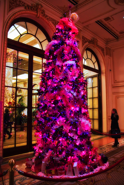 Living Livelier Circus Trees: Living Livelier: Pink Plaza