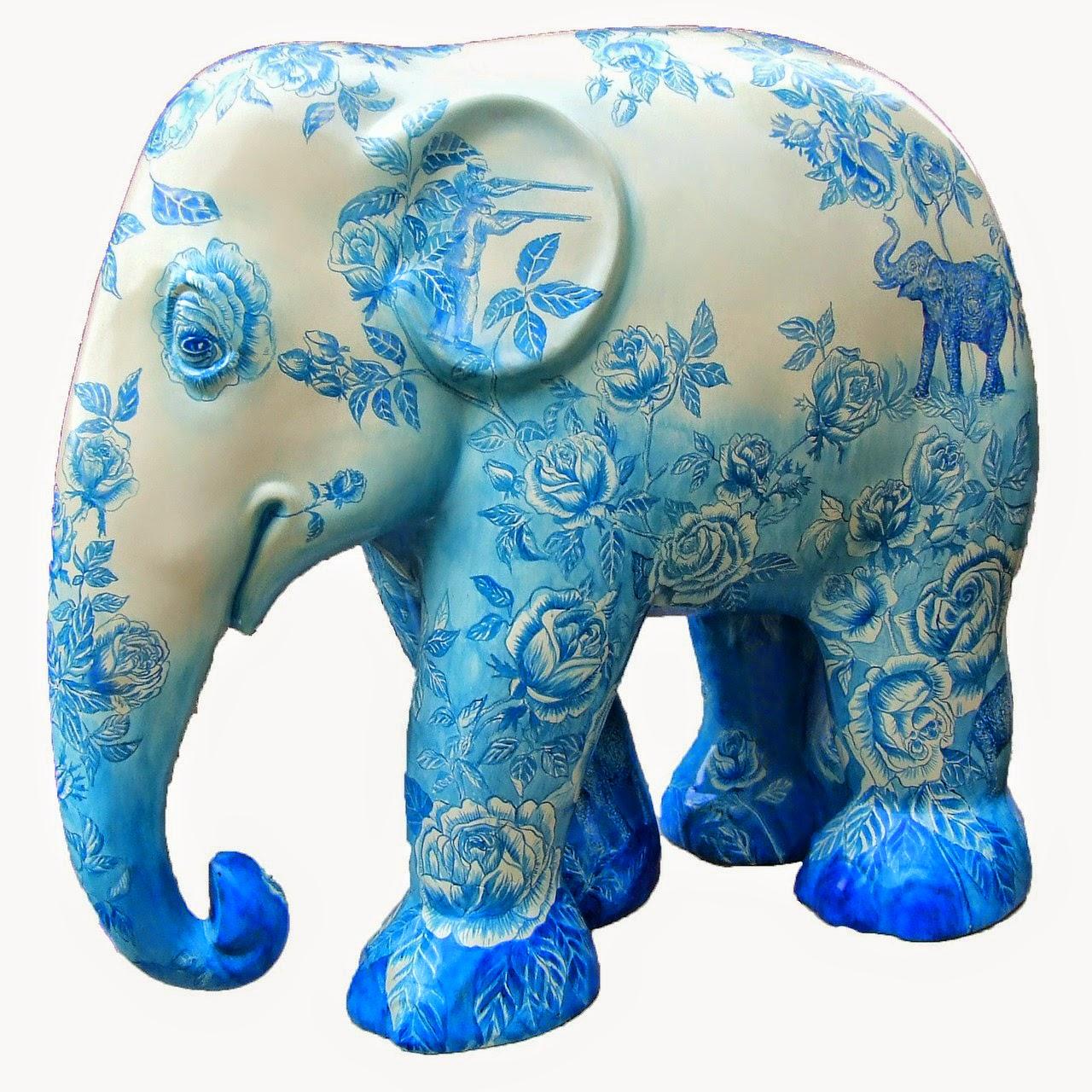 Elephant Living Room Decor Ideas