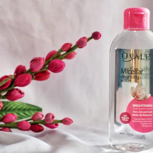 Micellar Water, Pembersih Praktis Berbahan Dasar Air, Favorit Para Perempuan Masa Kini