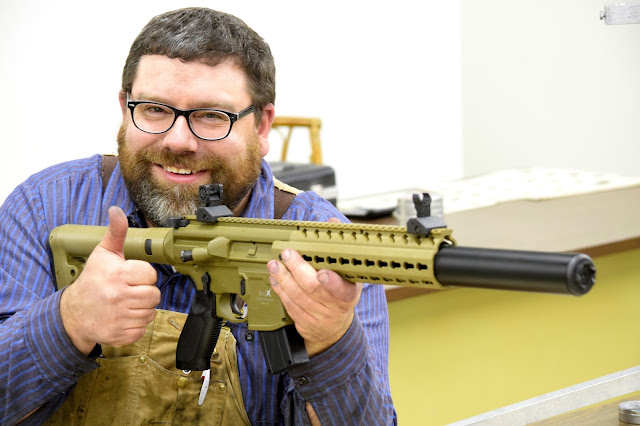 Is the MCX a true semiautomatic?