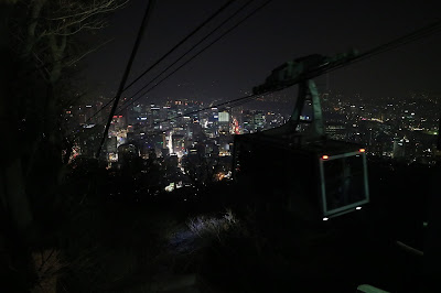 N-Tower 纜車