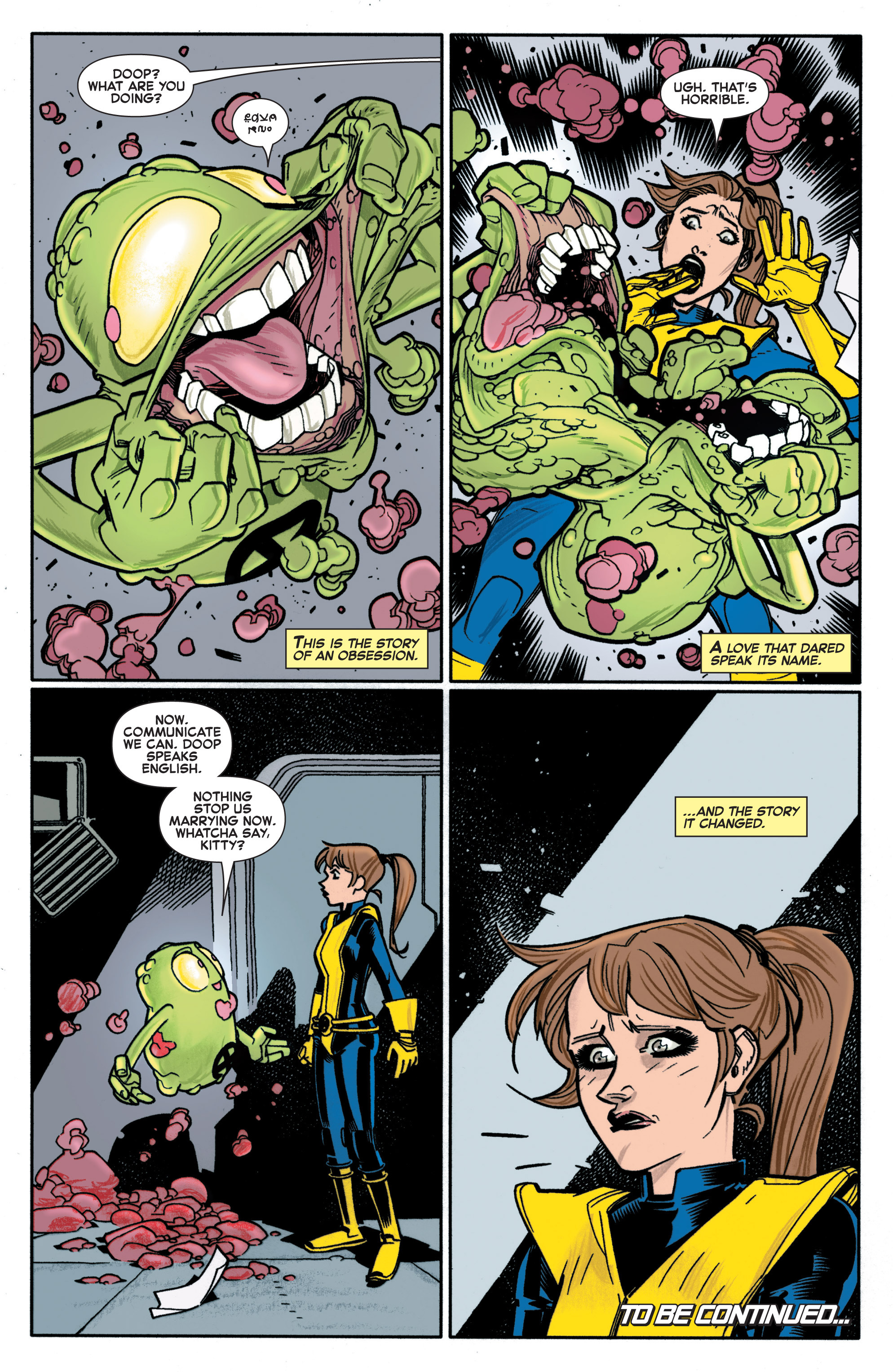 Read online All-New Doop comic -  Issue #1 - 21