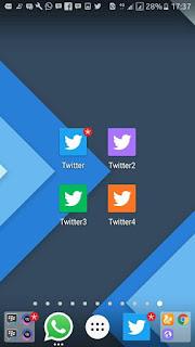 Twitter + Twitter2 + Twitter3 + Twitter4 Mod Clone 6.38.0-Alpha Apk