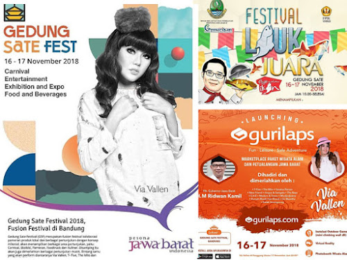 Gedung Sate Festival 2018