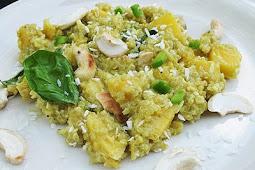 Thai Coconut Mango Quinoa Salad
