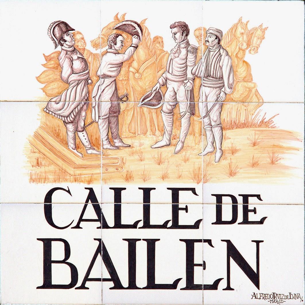 Calle de Bailen