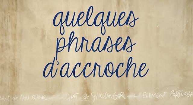 Les phrases à connaître en français