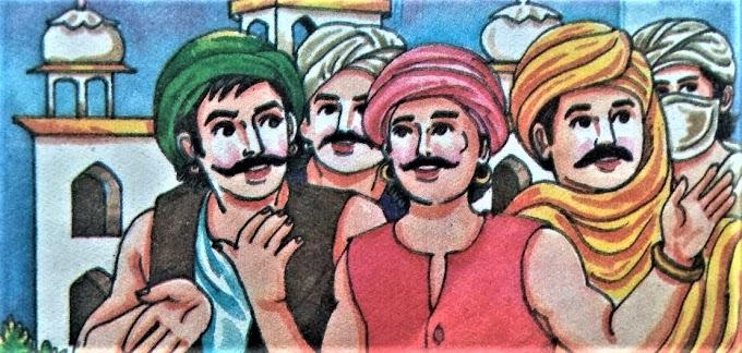 राजा भोज की  न्यायप्रियता (Raja Bhoj Ki Nyaypriyata)