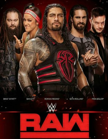 WWE Monday Night Raw 24 February 2020 Full Show 480p HDRip 400MB x264