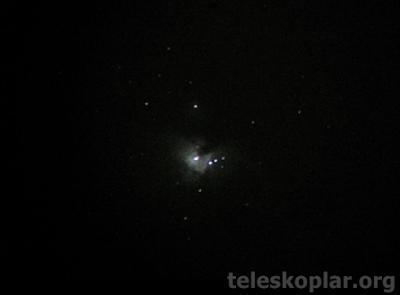 Celestron 102az nebula gözlemi