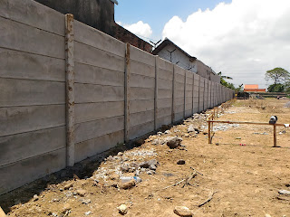 pagar beton panel jogja
