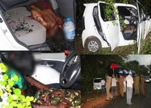 Three Killed In Thirappane