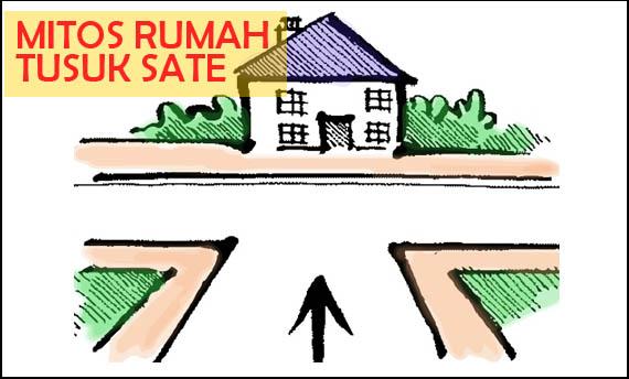 Mitos Rumah Tusuk Sate menurut Adat Jawa