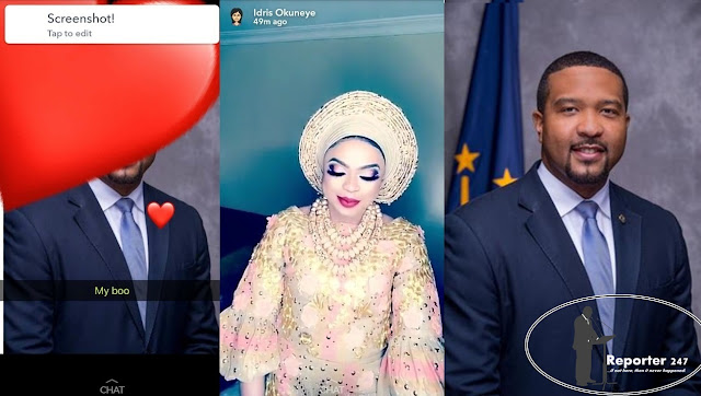 Bobrisky lied about getting married to Senator Eddie Melton