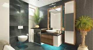 Οι κανόνες του Φενγκ Σούι για το χώρο του μπάνιου και το στοιχείο του Νερού