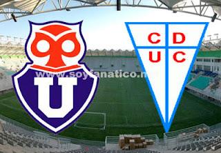 Clásico U de Chile vs Católica por Supercopa 2016