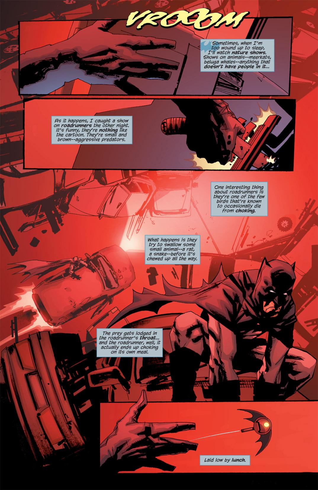 Detective Comics (1937) 877 Page 3