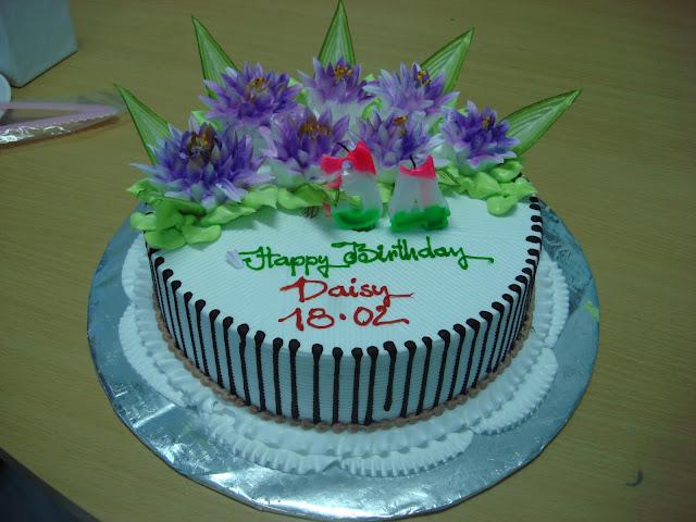 Soc Trang Team Happy Birthday Dear Daisy