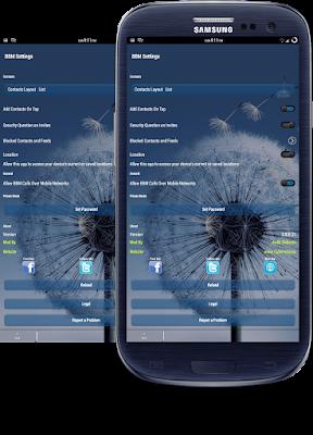 BBM Full Transparan v2.8.0.21 APK