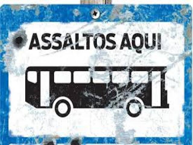 No Morro Azul, polícia militar prende assaltante de ônibus