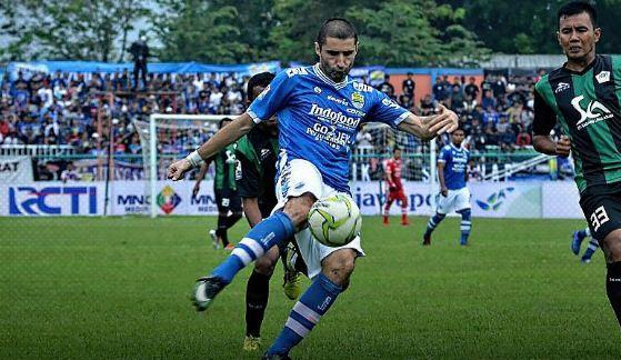 Persib Vs Persiwa Leg 2: Persiwa Tahan Imbang Persib Bandung 0-0