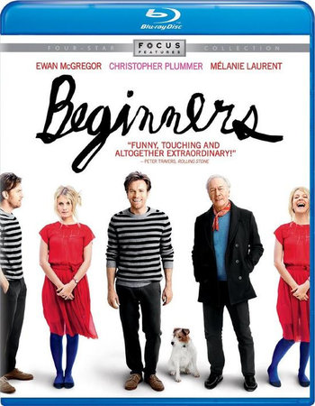Beginners (2010) Dual Audio Hindi 480p BluRay x264 350MB ESubs Full Movie Download