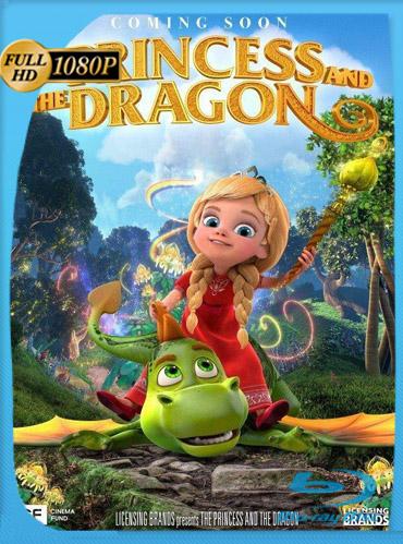 La princesa y el dragón (2018) HD [1080p] Latino [GoogleDrive] TeslavoHD