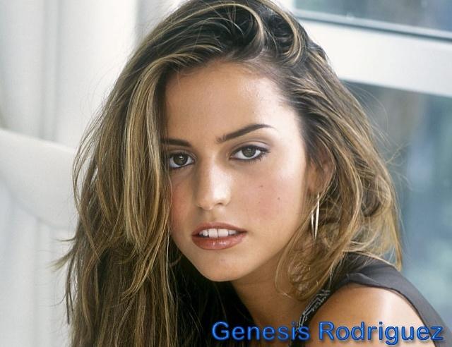 Genesis Rodriguez Foto 1