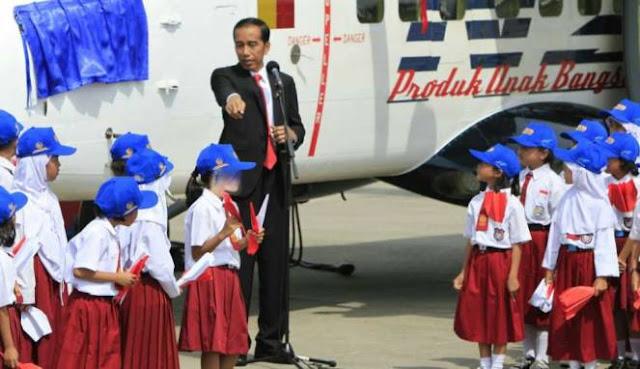Masyarakat Berpendidikan Tinggi Kurang Simpati kepada Jokowi