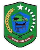 Lambang / logo kabupaten Padang Lawas Utara (Paluta)