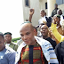 Photos: IPOB leader, Nnamdi Kanu, appears in court, rejects secret trial