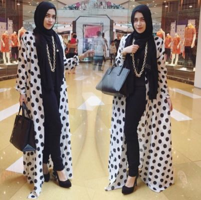 Jual Online Adeaz Hijab Modis Model Busana Muslim Murah diJakarta
