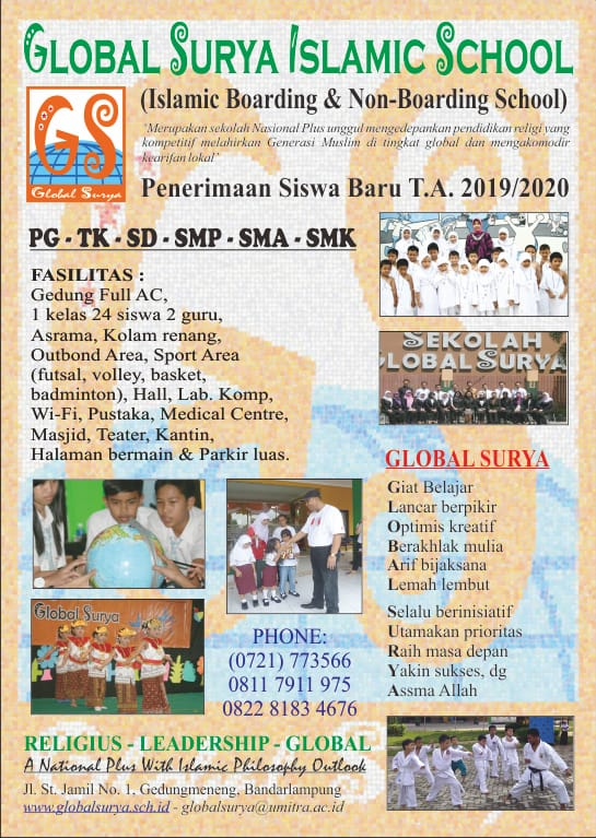 Global Surya Islamic School
