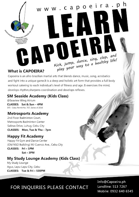 Capoeira - Basic Steps - Ginga - YouTube