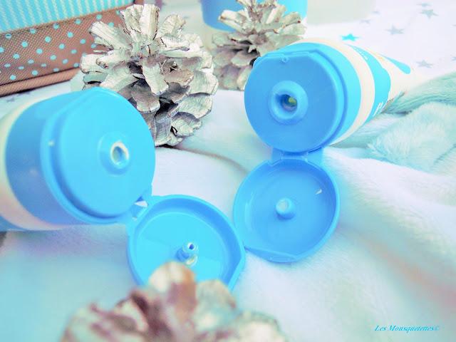 Packagings des crèmes de soins - Rivadouce Bébé - Les Mousquetettes©