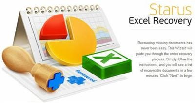 Download Starus Excel Recovery 2.3 Multilingual Portable