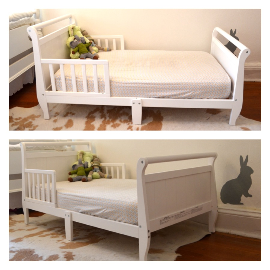 The Toddler Bed Transition Delta