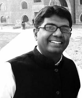 Vinoth Poovalingam on 'Global trends in Digital journalism'