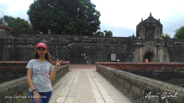 Intramuros shot by Asus Zenfone 4 Selfie Lite