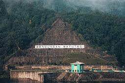 Pesona Keindahan Bendungan Batu Tegi Lampung