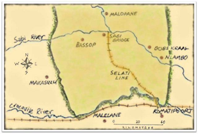 Selati Railway line