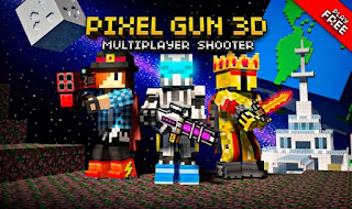 Pixel Gun 3D Apk v10.6.1 (Mod Money/Experience) Free Download