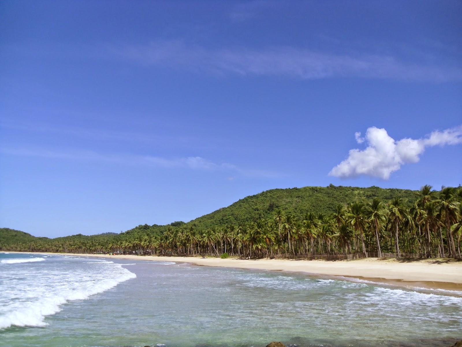 Quantos dias ficar em El Nido: Nacpan Beach